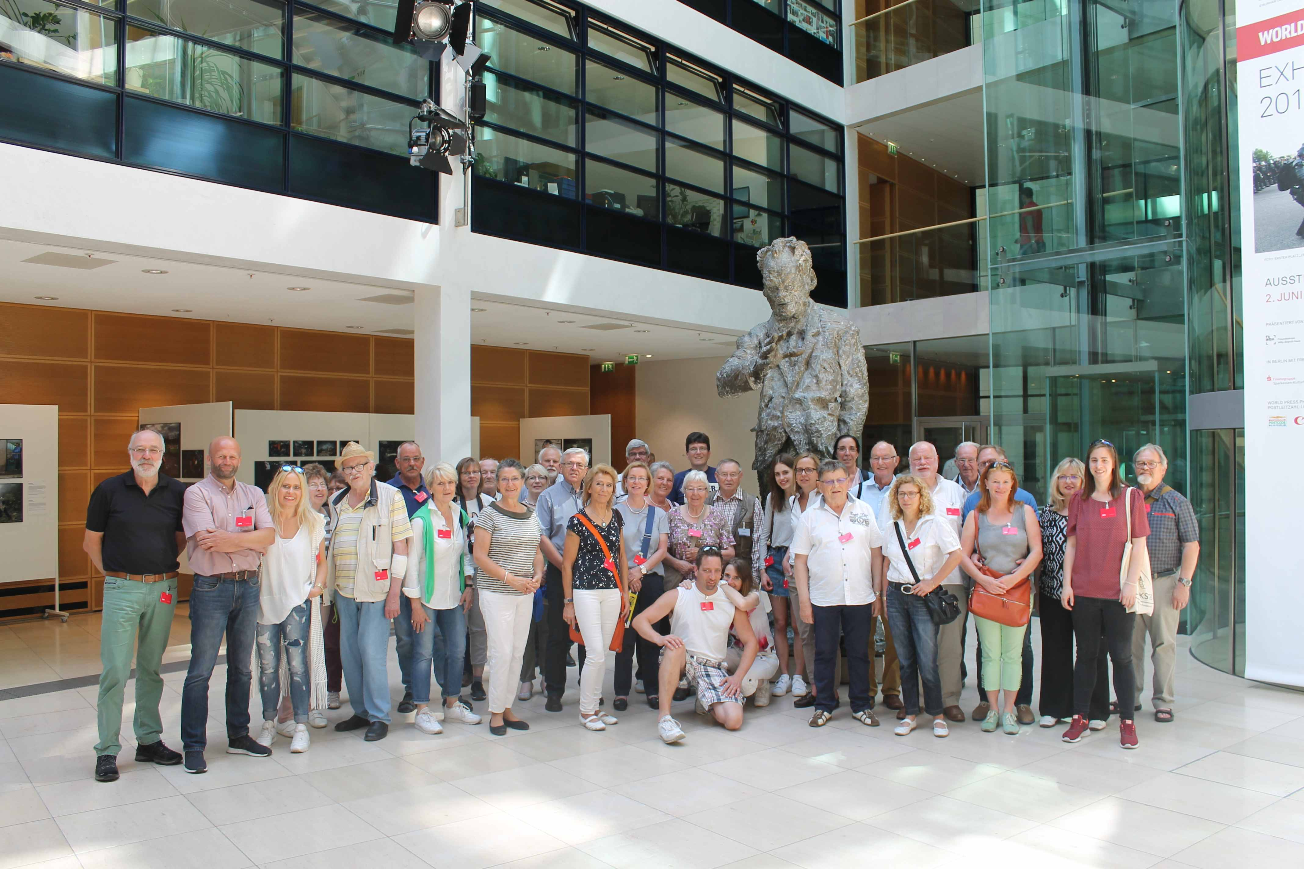 20170602 Berlin Gruppe Willy Brandt Haus WEB